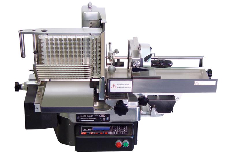 DEKO 834 EPB automatický nářezový stroj